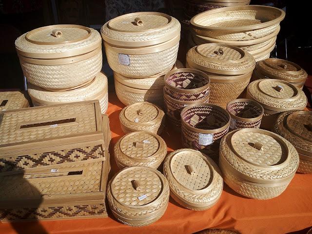 kerajinan bambu wonogiri