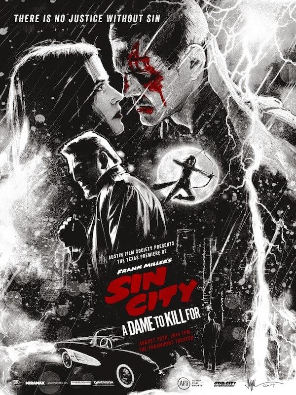 Sin City 2 A Dame to Kill For ซินซิตี้ ขบวนโหด นครโฉด [HD][พากย์ไทย]