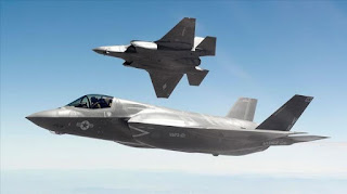 Jet Tempur F-35 Marinir Amerika Serikat
