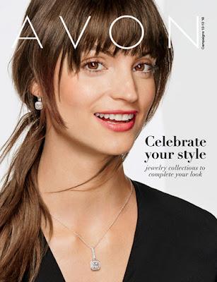 Click Here To Pre-View Avon Catalog 13