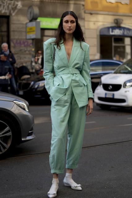 Стильный образ модные брюки 8-1