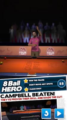 Screenshot 8 Ball Hero