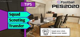 Tips Lengkap Bermain Master League PES 2020