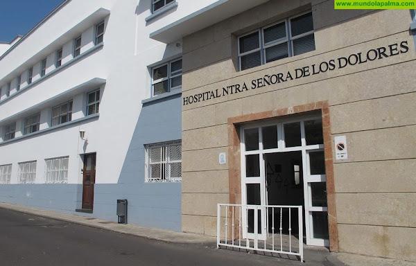El Hospital Nuestra Señora de Dolores activa los protocolos de seguridad ante la aparición de un brote de COVID-19