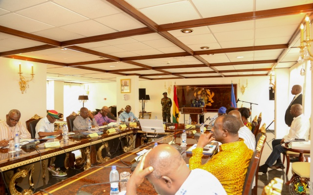 Akufo-Addo to meet cabinet on possible school reopening – Oppong Nkrumah