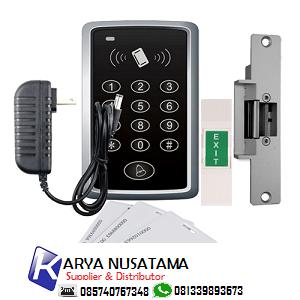Jual Door Access Proximity PIN Reader Electric Strike di Malang
