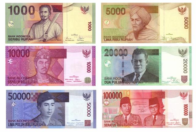 Uang Kertas Rp1000 Bergambar Pahlawan Aceh Tjut Meutia