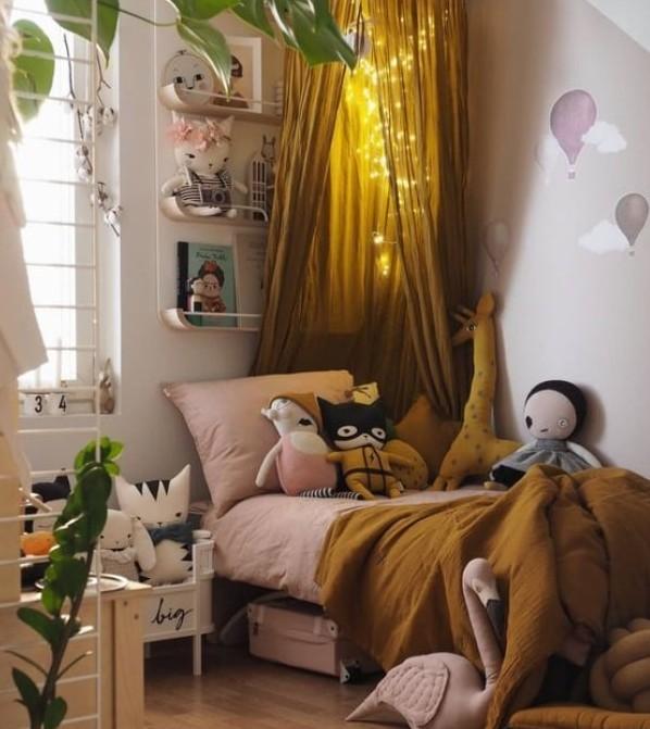 15 Ξεχωριστά Παιδικά Δωμάτια