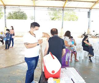 Por falta de doses, Açailândia suspende campanha de vacinação contra a Covid-19