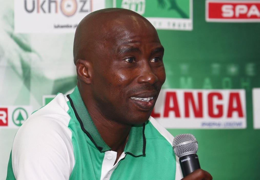 Former Bafana Bafana and AmaZulu striker Siyabonga Nomvethe
