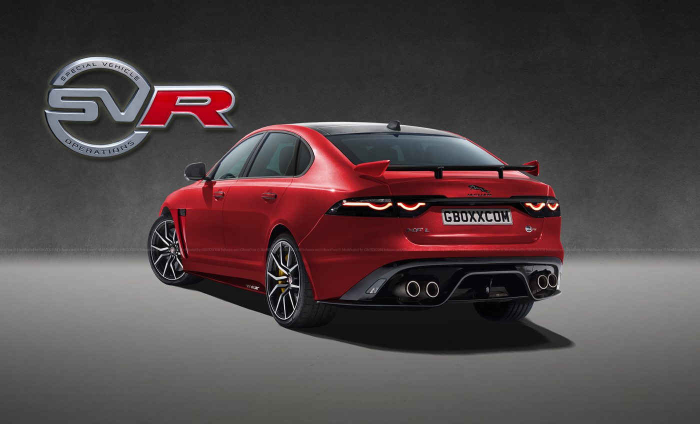 Which Jaguar Should Get The Svr Treatment Next Carscoops
