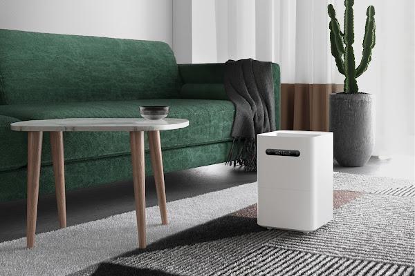 Humidifique a sua casa de forma inteligente e sem vapor com a Smartmi Evaporative Humidifier 2