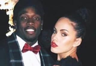 Melvin Gordon With His Girlfriend Keisha