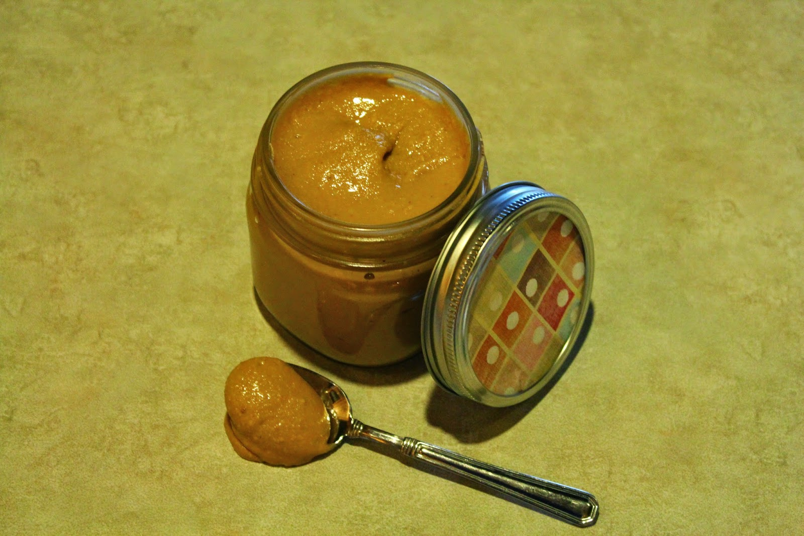 IMG 4440 - Homemade Peanut Butter