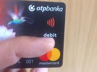 OTP banka debitna kartica slike otok Brač Online