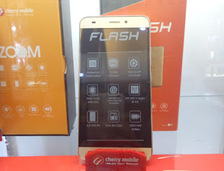 Cherry Mobile Flash Now Available for Php5,999; Octa Core Android Marshmallow with Fingerprint Sensor