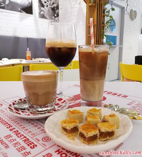 Swee Bee Pineapple Tarts, Swee Bee Cafe by Baker Dave, Plaza Damas, Sri Hartamas, Pineapple Tarts, CNY Hampers, Food