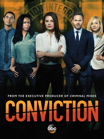 Baixar Conviction 1ª Temporada Legendado