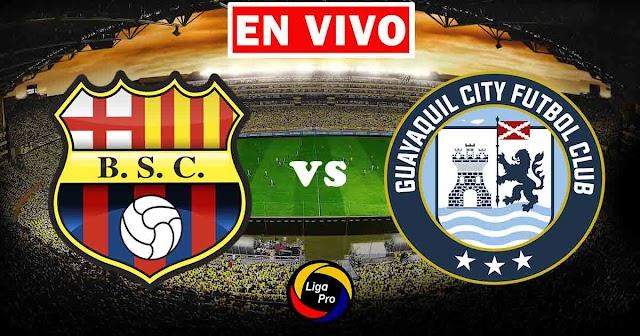 EN VIVO | Barcelona SC vs. Guayaquil City, fecha 3 de la Segunda Etapa de la LigaPro 2021 ¿Dónde ver el partido gratis en Tv online en internet?