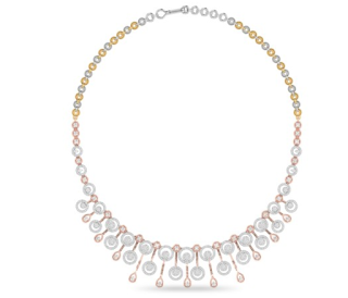 The Toren Diamond Necklace
