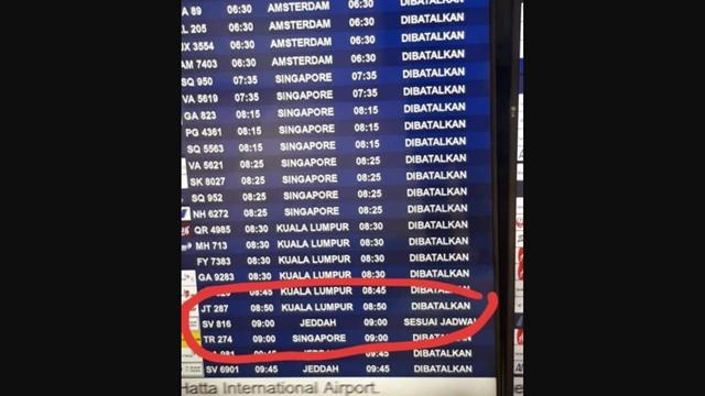 118 Penerbangan di Bandara Soetta Terpaksa Delay, Imbas Penjemputan Habib Rizieq