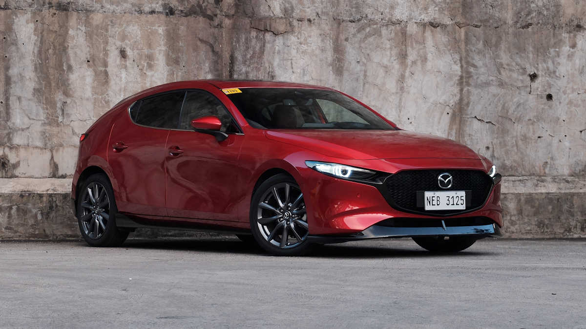 Review 2020 Mazda3 2 0 Speed Sportback Carguide Ph Philippine Car News Car Reviews Car Prices