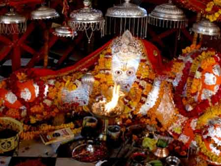 Pandupol Hanuman Temple In Alwar In Rajasthan