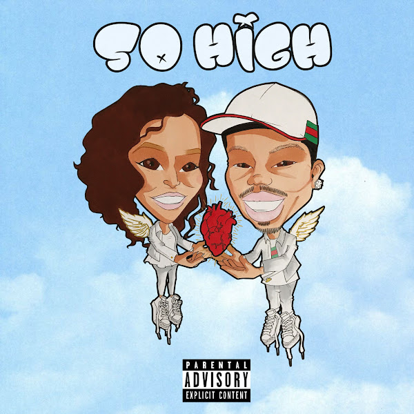 Taylor Bennett - So High (feat. Bianca Shaw) - Single  Cover