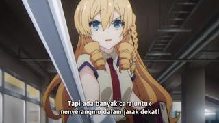 Download Busou Shoujo Machiavellianism Episode 03 Subtitle Indonesia