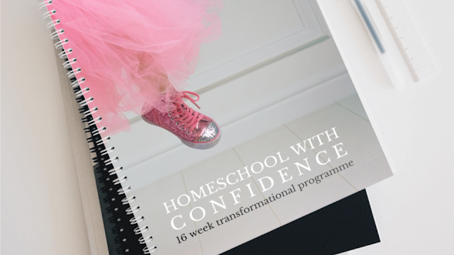 homeschool with confidence course for muslim mums