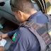 Polícia encontra 105 gramas de ouro em carro e condutor é detido em MT