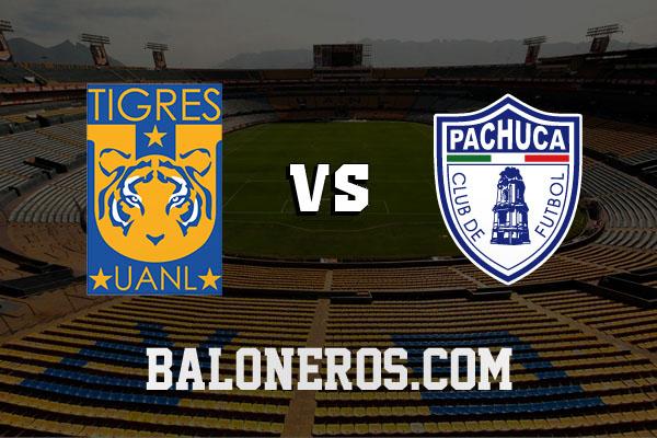 Tigres vs Pachuca 2016