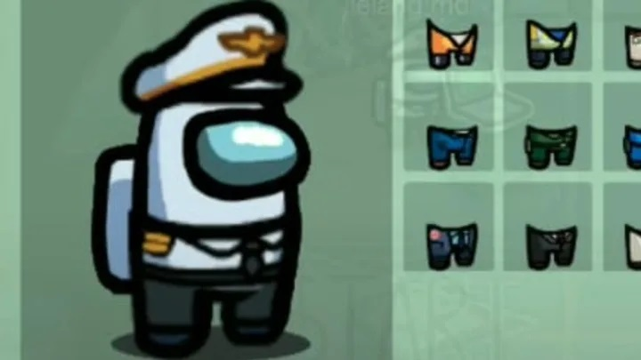 CAPTAIN MOD FOR AMONG US