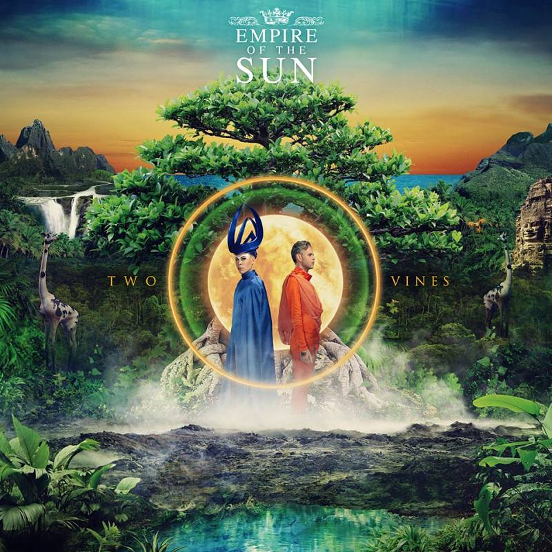 Empire Of The Sun -  two vines - portada disco