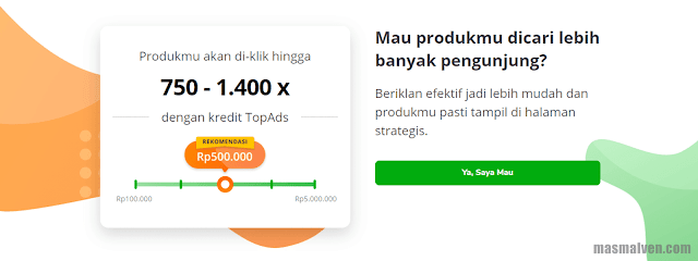 Kredit-TopAds-Tokopedia