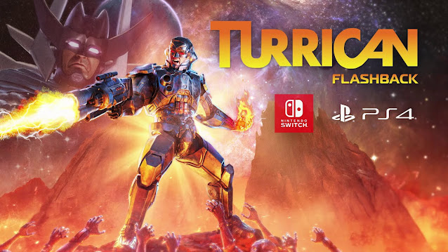 Turrican Flashback Review - A Light Compilation For An Exceptional Series
