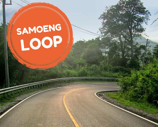 Samoeng Loop Chiang Mai