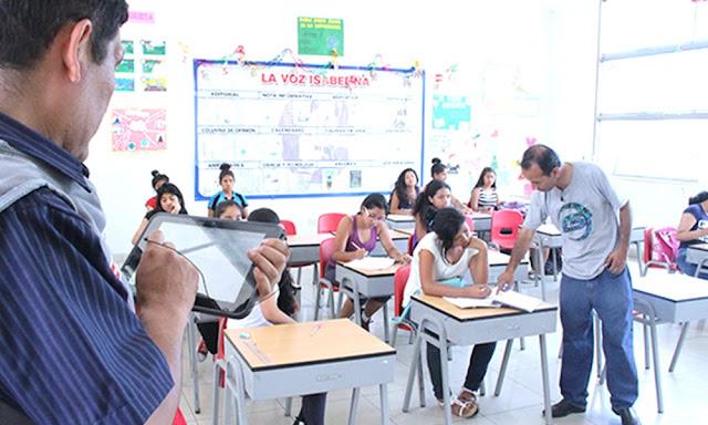 Minedu refuerza acciones para sancionar a profesores con delitos
