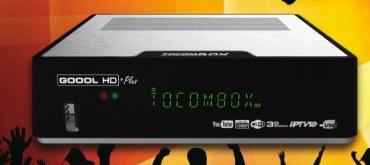 Atualização Tocombox Goool HD + Plus 11/10/2018 V2.049