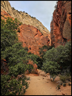 Red Hollow Slot Canyon Orderville Utah