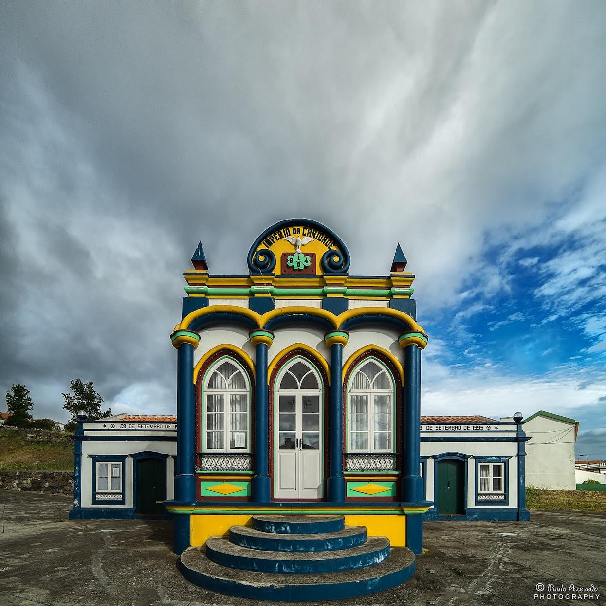 Império da Caridade na Praia da Vitória, Terceira