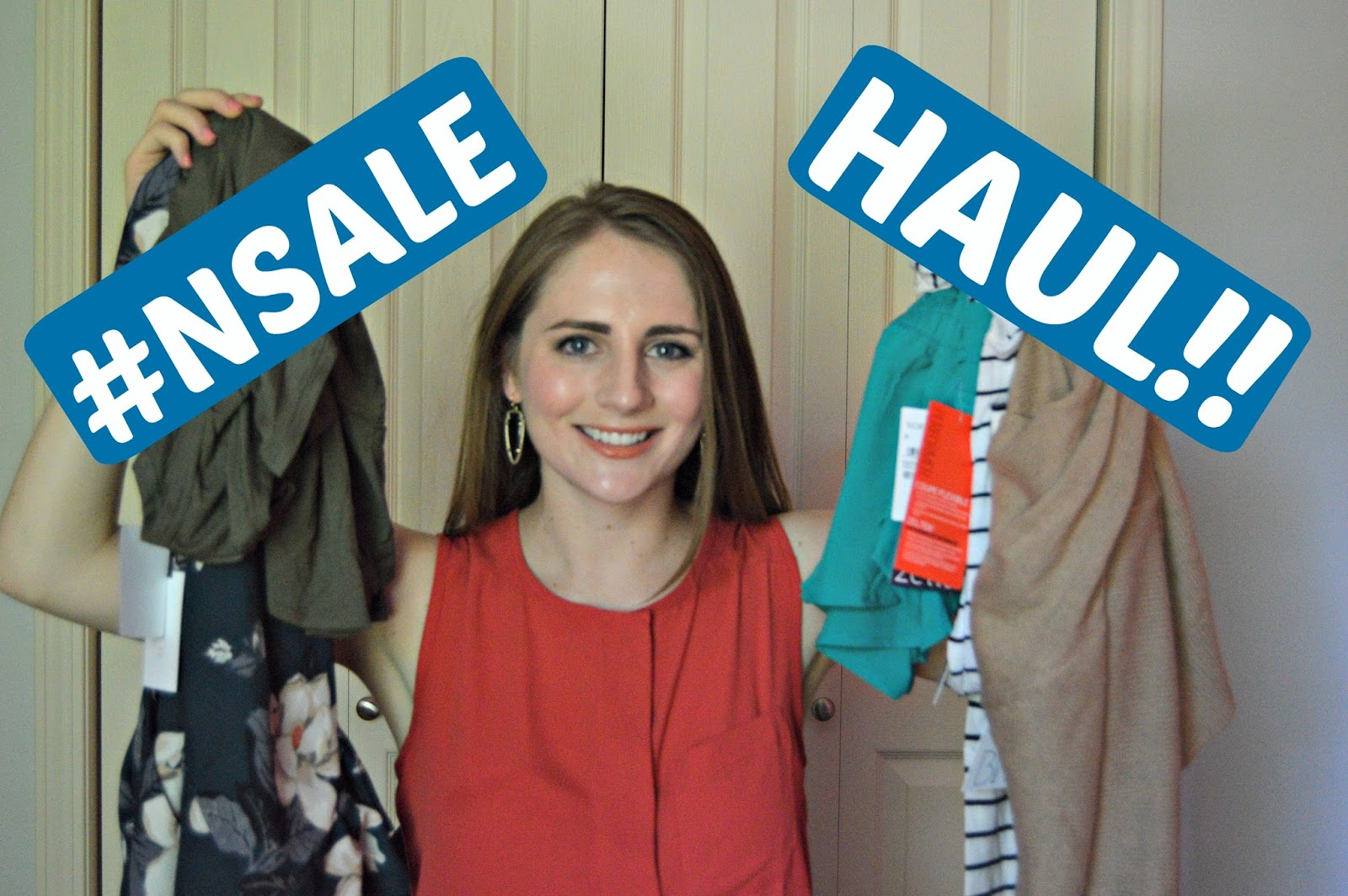Nordstrom Anniversary Sale Haul | Sizing Guide for the Nordstrom Anniversary Sale | Review of the Nordstrom Anniversary Sale | #Nsale haul | a memory of us |