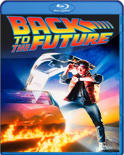 Back to the Future [1985] [BD25] [Español]