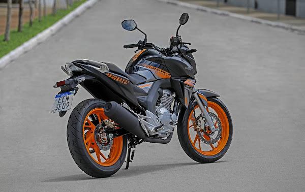 Honda CB 250 F Twister 2021: fotos, preços e detalhes