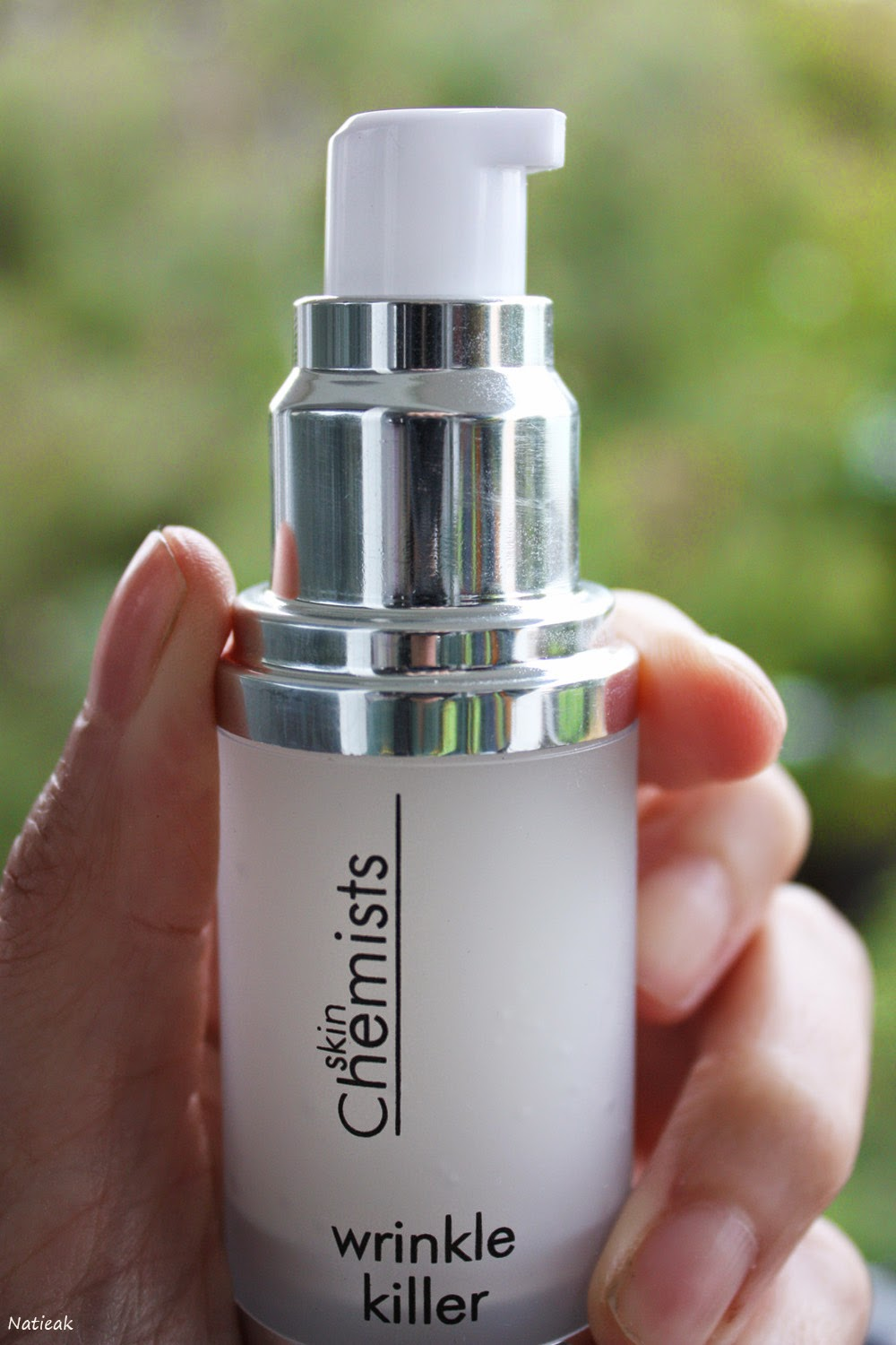 Le sérum Wrinkle  Killer de SkinChemists