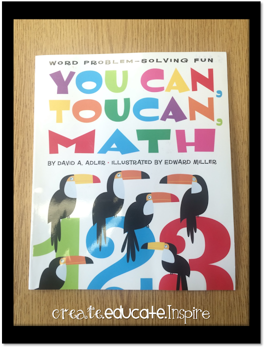 You Can, Toucan, Math (Mentor Text for Mental Math)