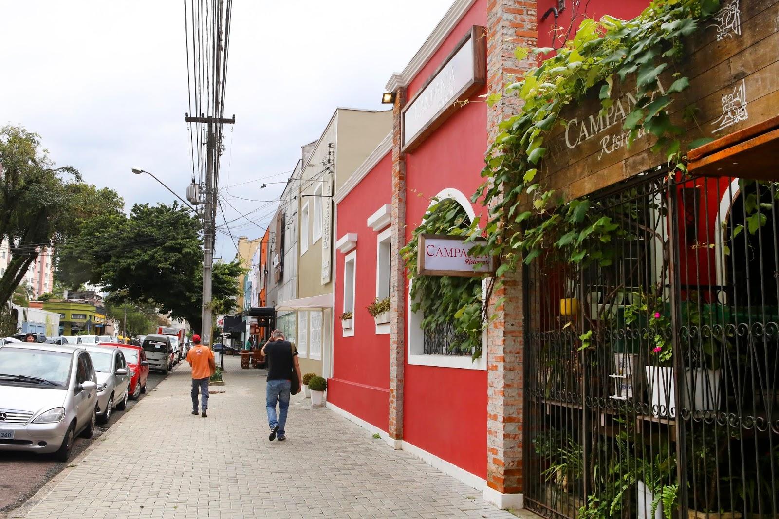 O que fazer em Curitiba: cinco ruas descoladas que você precisa visitar
