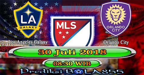 Prediksi Bola855 Los Angeles Galaxy vs Orlando City 30 Juli 2018