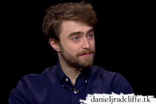 Daniel Radcliffe on the Charlie Rose Show