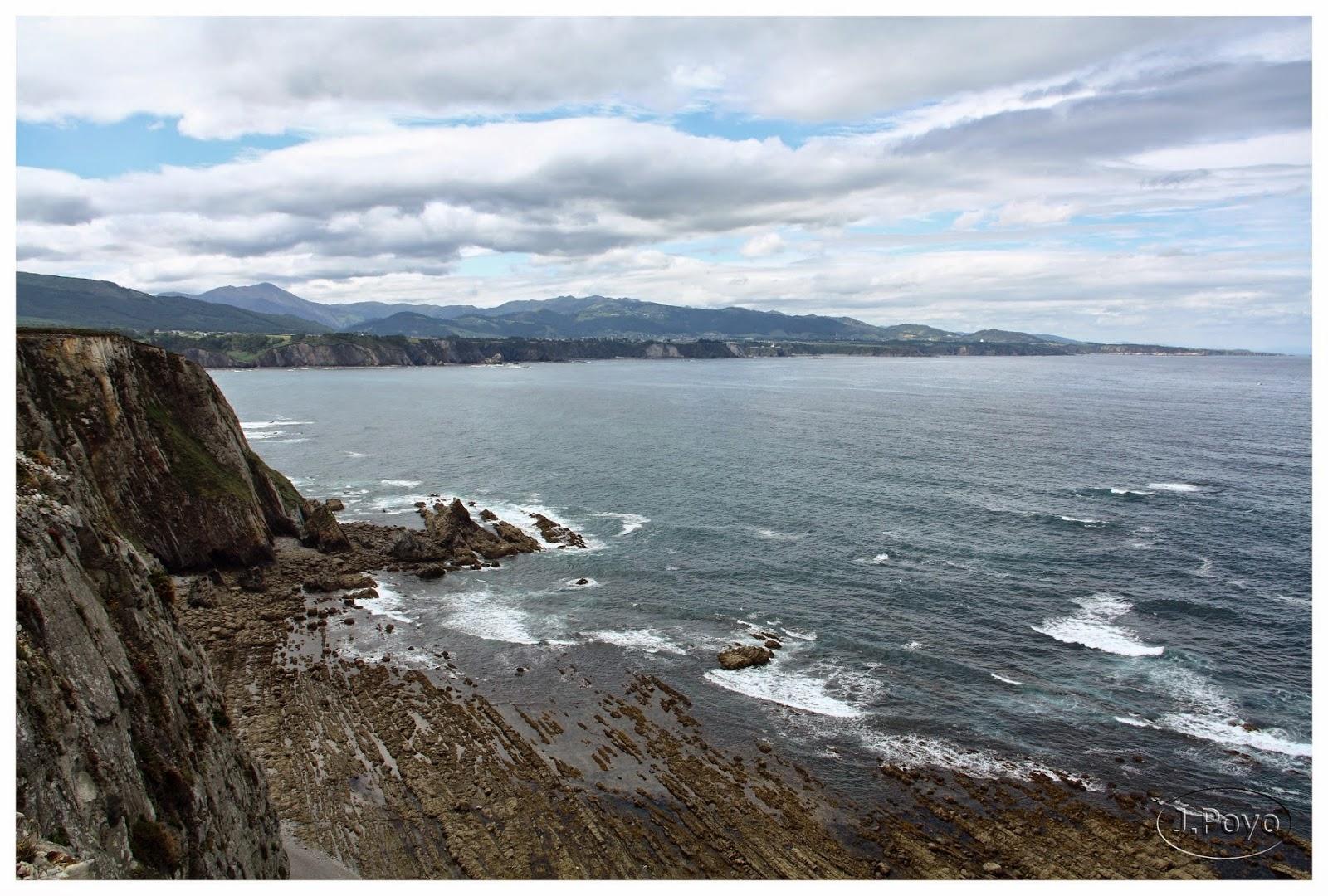 Cabo Busto, Asturias
